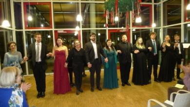 Gesangsstudenten Augsburg