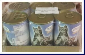 KatzenOpa Neues Futter Pemium Huhn mit Leiöl - Sorte-1