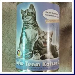 KatzenOpa Neues Futter Pemium Huhn mit Leiöl -1