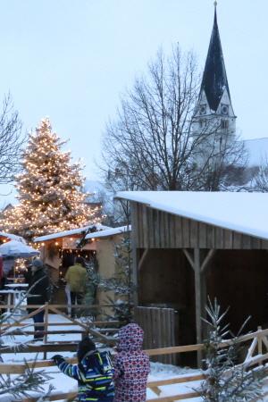 Weihnachtsmarkt 2018 Bild 1