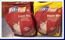 KatzenOpa Spende Trocken Futter