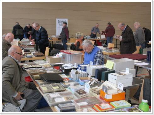 Gundelfinger Sammlerbörse für Ansichtskarten, Briefmarken, Münzen und Zeitdokumente